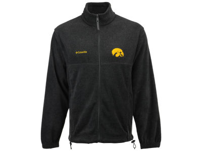 Iowa Hawkeyes NCAA Flanker Full Zip Jacket
