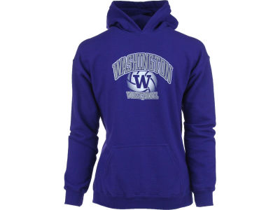 Washington Huskies NCAA Youth Drop Hoodie