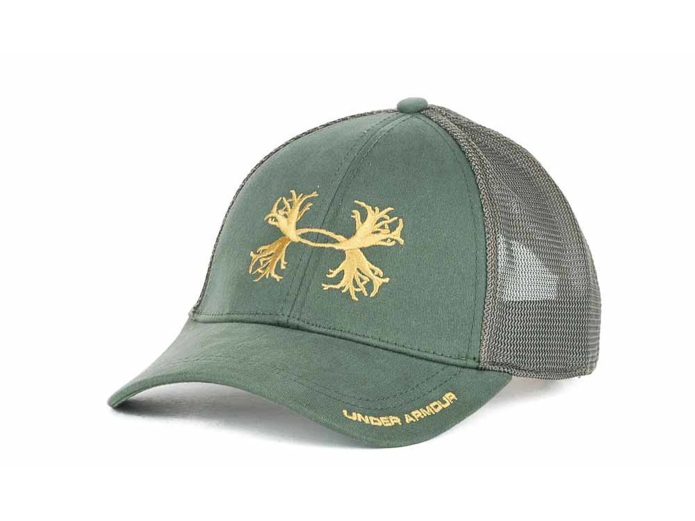 3c278a458aa ... purchase under armour antler mesh trucker cap dfb6f 71c69