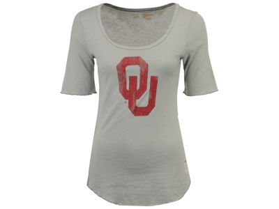Iowa State Cyclones NCAA Womens DR Scoop Neck T-Shirt