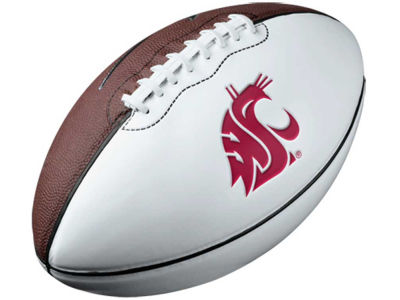 Washington State Cougars Nike Nike Pee Wee Autograph Football