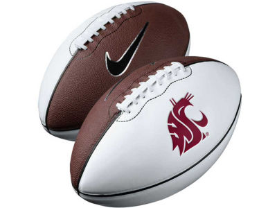 Washington State Cougars Nike NCAA Autograph Football