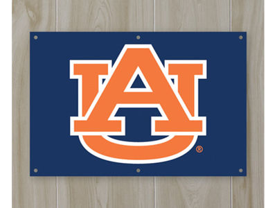 Auburn Tigers Flag Fan Banner 2'x3'