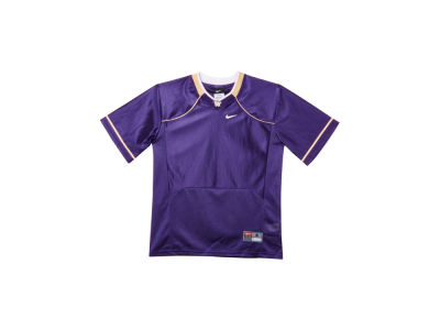 Washington Huskies NCAA Youth Blank Football Replica Jersey
