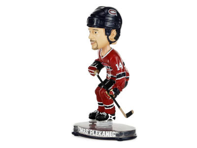 Montreal Canadiens Tomas Plekanec Action Pose Bobble-NHL