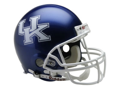 Kentucky Wildcats NCAA Authentic Helmet