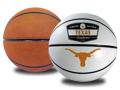 Texas Longhorns Signature Series Basketball