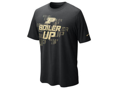 Purdue Boilermakers Nike NCAA DFCT Official Practice T-Shirt