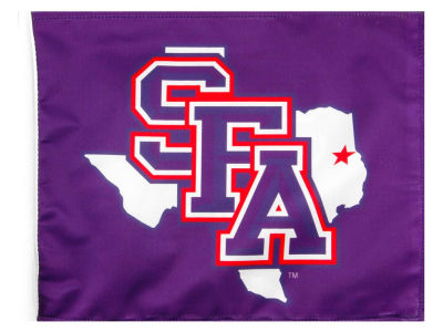 Stephen F. Austin Lumberjacks Car Flag