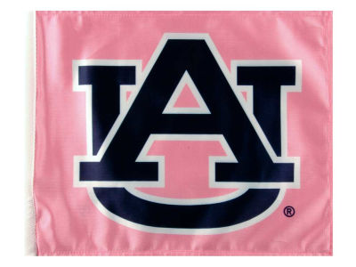 Auburn Tigers Car Flag