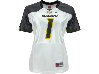 Missouri Tigers Nike NCAA Womens Football Replica Jersey