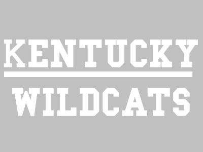 Kentucky Wildcats 3x5 Decal