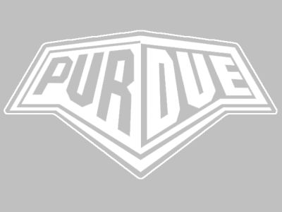 Purdue Boilermakers 3x5 Decal