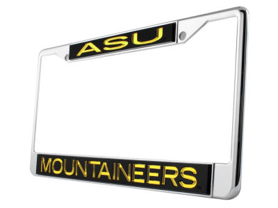 Appalachian State Mountaineers Laser Frame