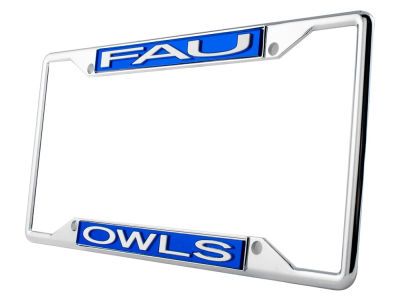 Florida Atlantic Owls Laser Frame