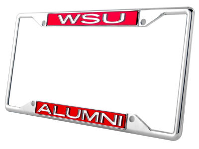 Washington State Cougars Laser Frame