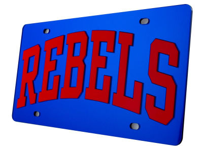 Ole Miss Rebels Laser Tag