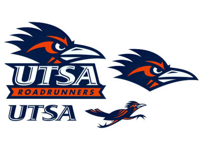University of Texas San Antonio Roadrunners 12x12 Multipack Magnet