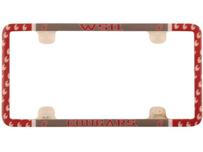 Washington State Cougars Thin Rim Frame