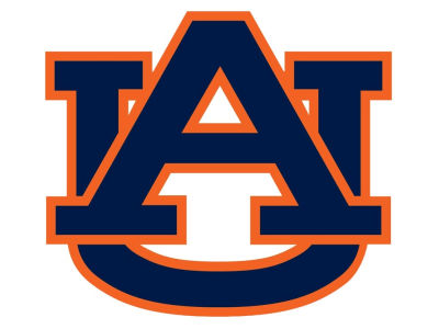 Auburn Tigers Moveable 8x8 Decal