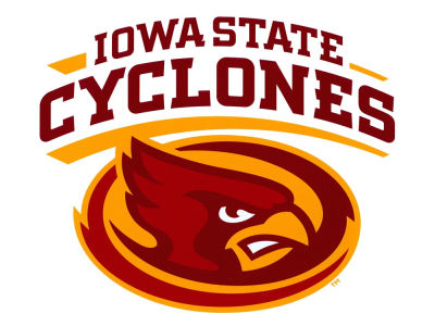 Iowa State Cyclones 12x12 Magnet