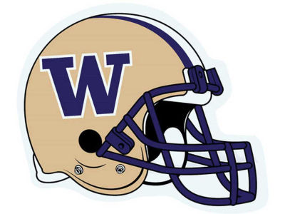 Washington Huskies 12x12 Magnet