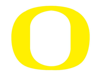Oregon Ducks 4x4 Magnet