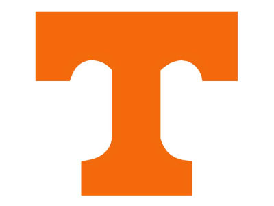 Tennessee Volunteers 4x4 Magnet