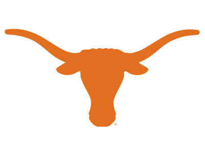 Texas Longhorns 4x4 Magnet