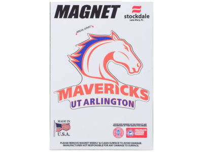University of Texas Arlington Mavericks 4x4 Magnet