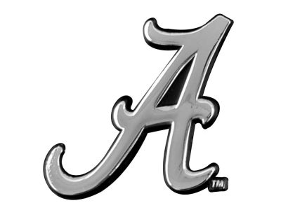 Alabama Crimson Tide Metal Auto Emblem