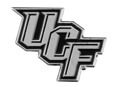 University of Central Florida Knights Metal Auto Emblem