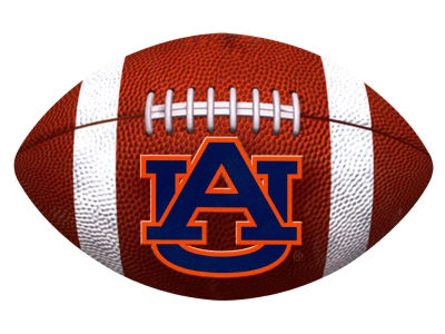 Auburn Tigers Moveable 12x12 Decal