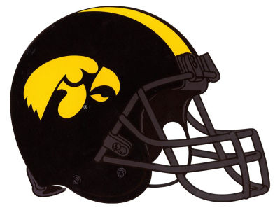 Iowa Hawkeyes Moveable 12x12 Decal