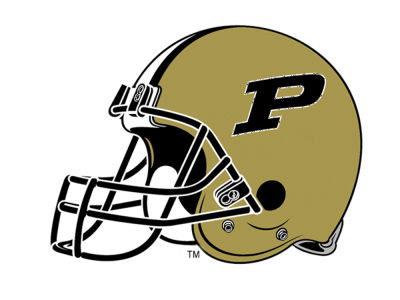 Purdue Boilermakers Moveable 12x12 Decal