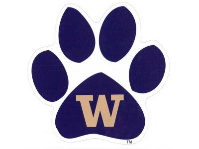 Washington Huskies Moveable 12x12 Decal