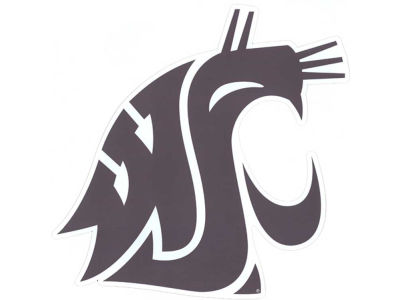 Washington State Cougars 12x12 Magnet
