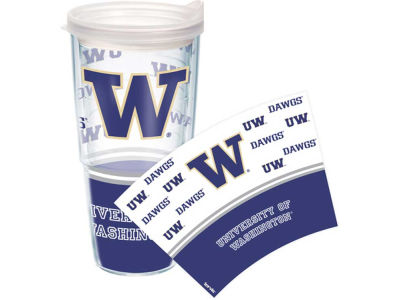 Washington Huskies 24oz Tumbler With Lid