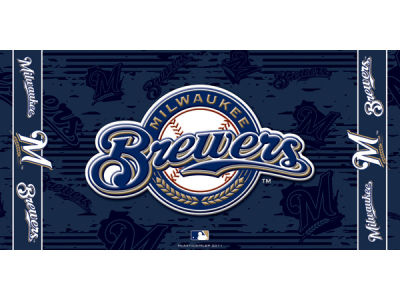 Milwaukee Brewers 2012 Beach Towel-MLB