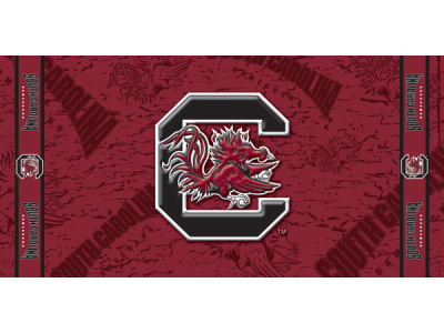 South Carolina Gamecocks 2012 Beach Towel-NBA