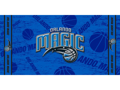 Orlando Magic 2012 Beach Towel-NBA