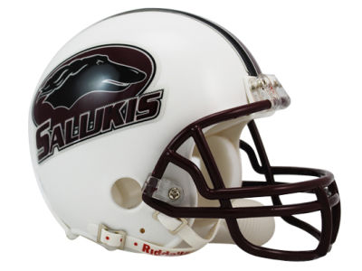 Southern Illinois Salukis NCAA Mini Helmet