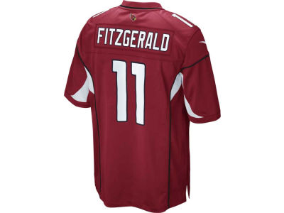 Arizona Cardinals Larry Fitzgerald Nike NFL Men's Game Jersey