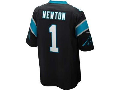 Carolina Panthers Cam Newton Nike NFL Men's Game Jersey