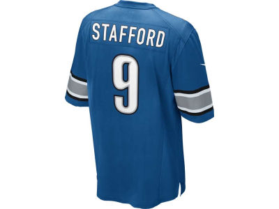 Detroit Lions Matthew Stafford Nike NFL Men's Game Jersey