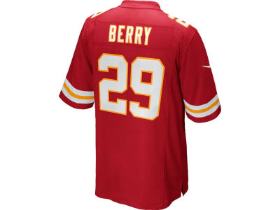 Kansas City Chiefs Eric Berry Nike NFL Men's Game Jersey