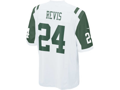 New York Jets Darrelle Revis Nike NFL Men's Game Jersey