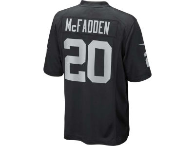 Oakland Raiders Darren McFadden Nike NFL Men's Game Jersey
