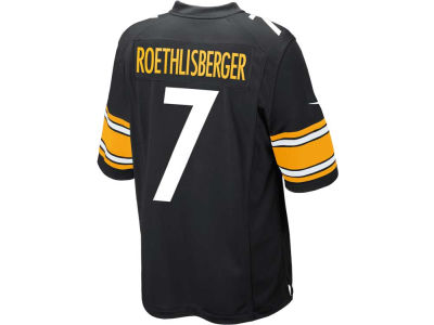 Pittsburgh Steelers Ben Roethlisberger Nike NFL Men's Game Jersey