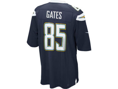 San Diego Chargers Antonio Gates Nike NFL Men's Game Jersey